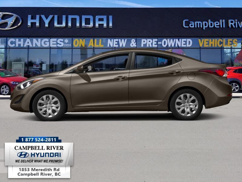 2016 Hyundai Elantra GL #N18053