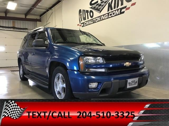2005 Chevrolet Trailblazer LT/Low Kms/4x4/Rear Heat-Air/7-Passanger #20042325