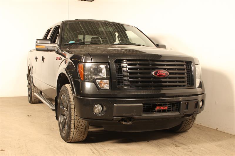 Ford F-150 2012 SuperCrew ** FX4 ** CUIR TOIT GPS #81539A