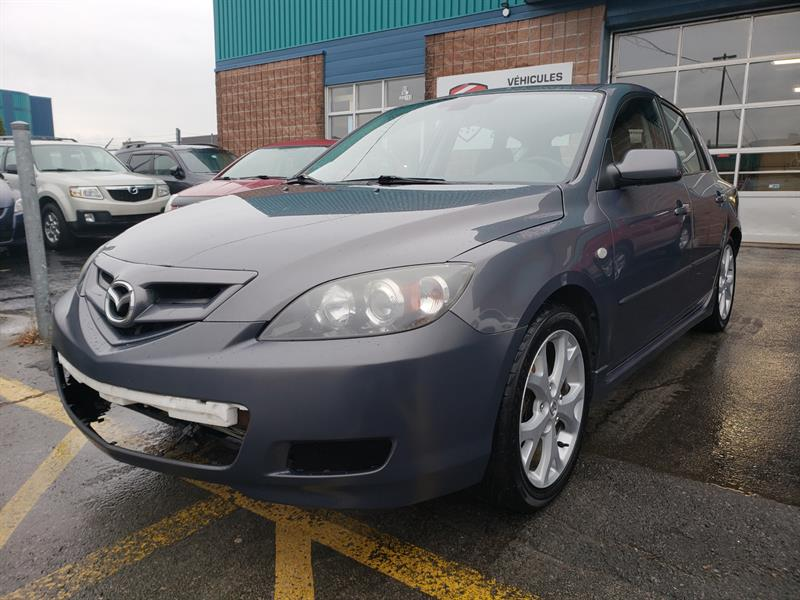 Mazda 3gt 2007
