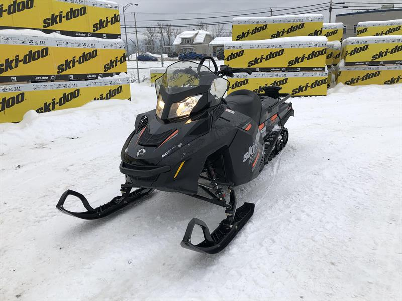 Skidoo expedition extrem 800 2016