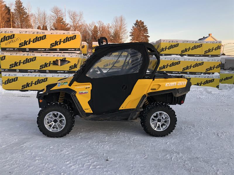 Can-am COMMANDER XT 800 2015