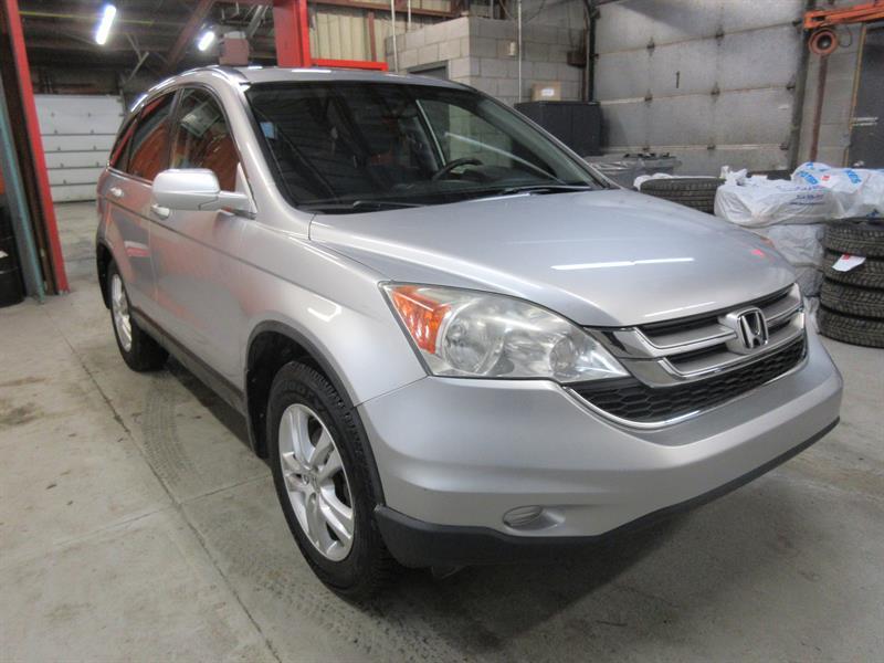 Honda CR-V 2011 4WD  EX toit ouvrant pneus d'hivers #18379