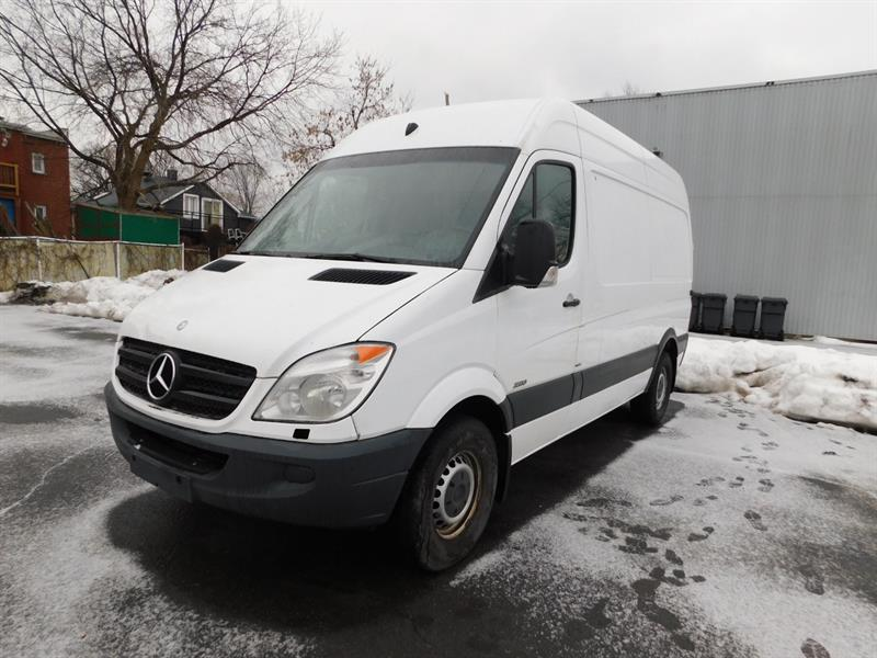 Mercedes-Benz Sprinter 2013 144 #D5752190