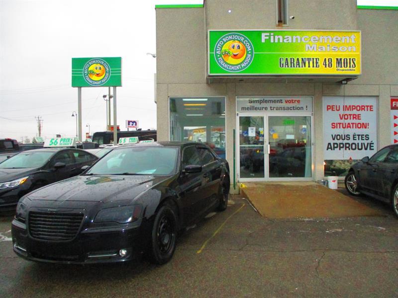 Chrysler 300 2013 4dr Sdn 300S RWD #18-296