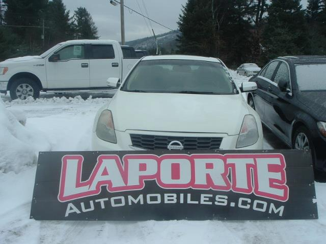 Nissan Altima Coupe 2008 sport #6733