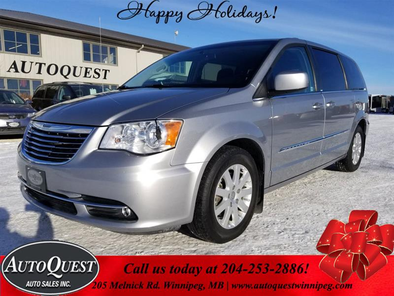 2013 Chrysler Town - Country Touring 3.6L #5148