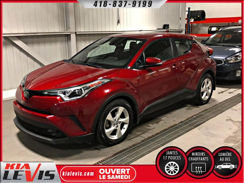 Toyota C-HR 2018 XLE-AUTO-FULL-MAGS 17'' #1505