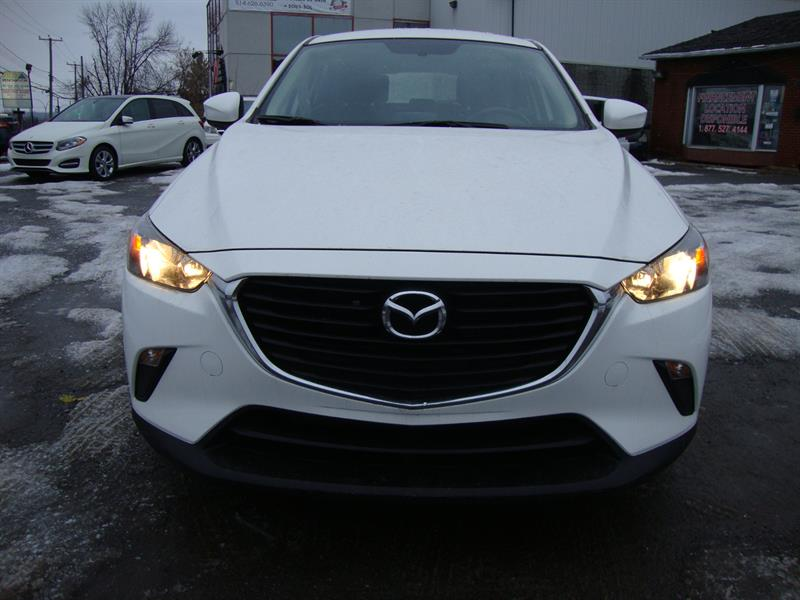 Mazda CX-3 2017 FWD NAVIGATION-BLUETOOTH-CAMERA-MAGS #M0018