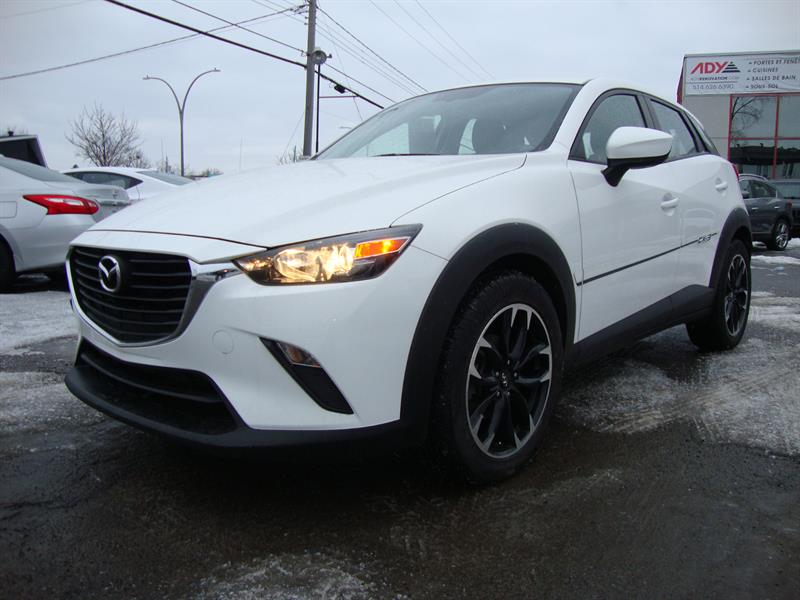 Mazda CX-3 2017 FWD NAVIGATION-BLUETOOTH-18MAGS #M8