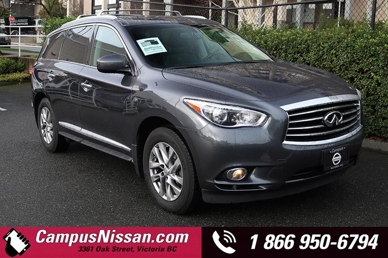 2014 Infiniti Qx60 | Base | AWD w/ Leather Interior #18-QX6009A