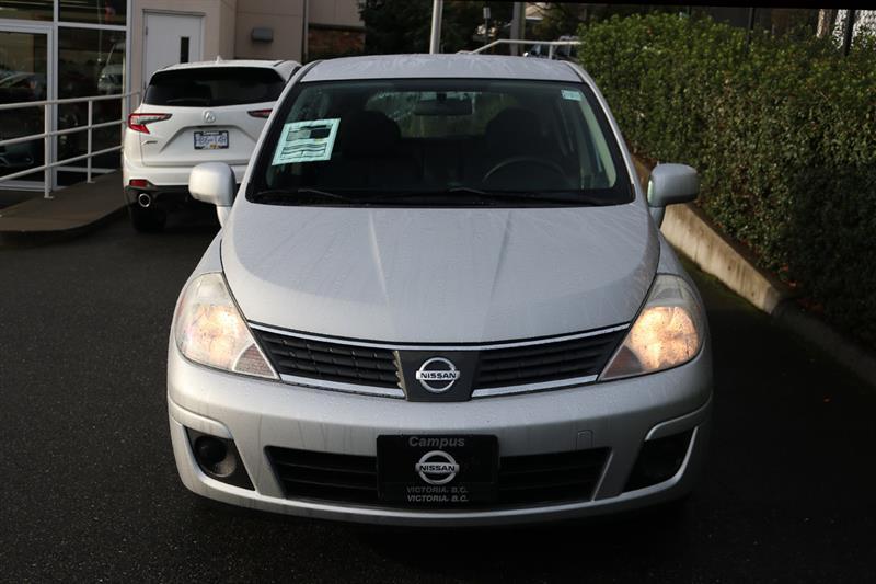 2009 Nissan Versa | SL | Hatchback  #A7376A