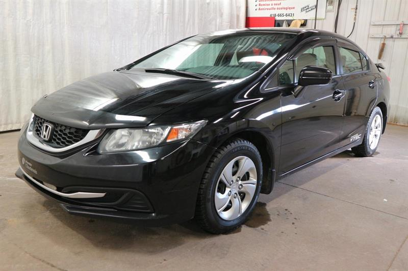 Honda Civic Sedan 2014 LX #C3067A