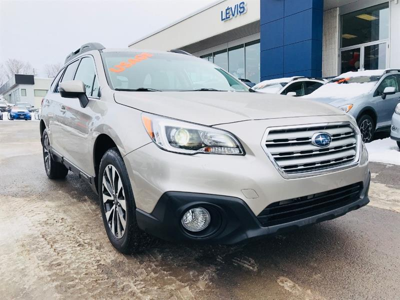 Subaru Outback 2015 3.6R Limited Package #15768A
