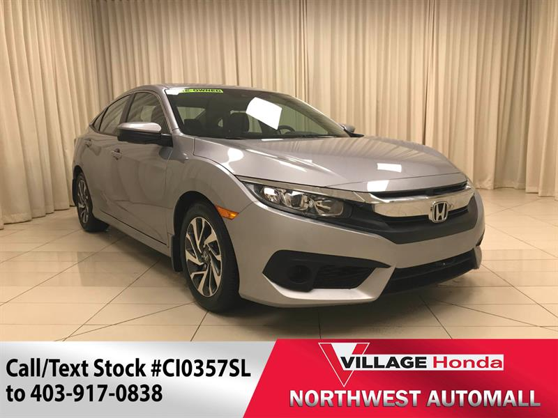 2018 Honda Civic Sedan EX #CI0357SL