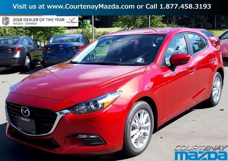 2018 Mazda Mazda3 Sport GS at #18MZ34184