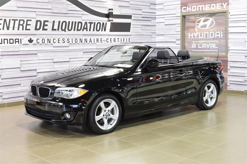 2012 BMW 1 Series 128I CONVERTIBLE #S8815