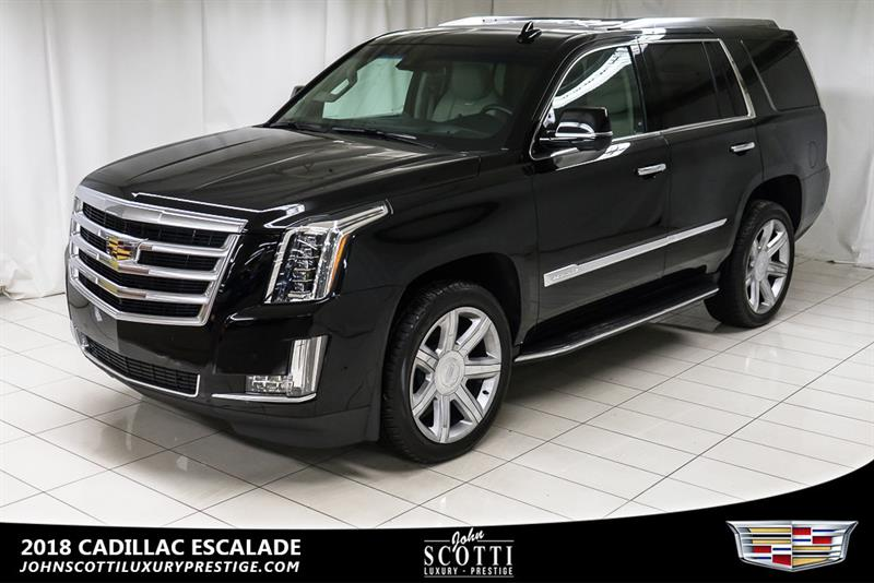 Cadillac Escalade 2018 Luxury MAG 22 #P16119