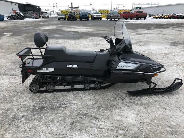 Yamaha VK 540 2011