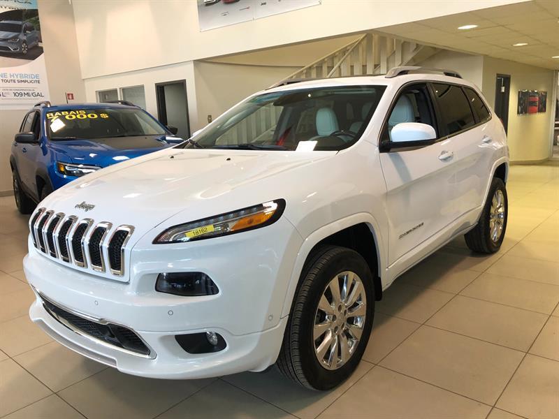 Jeep Cherokee 2018 Overland 4x4 #C18162