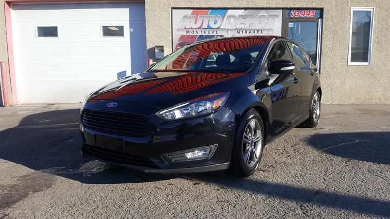Ford Focus 2016 SE, AUTO, AIR, ECOBOOST #6270