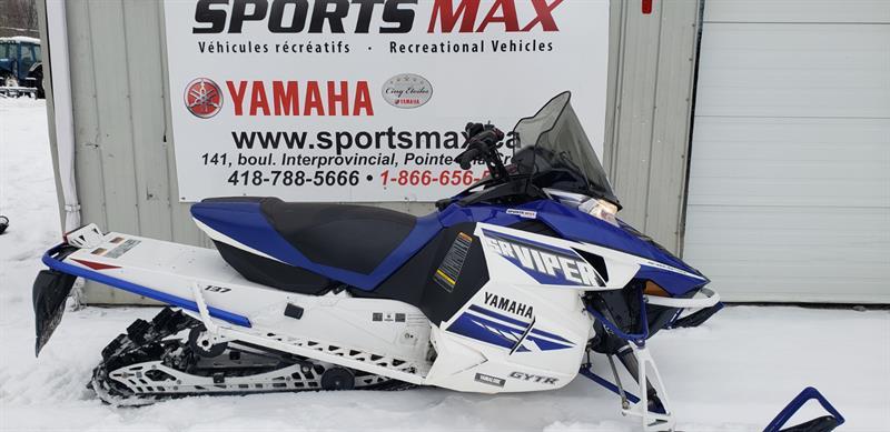 Yamaha SRViper L-TX 2016