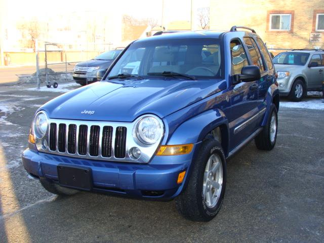 2006 Jeep Liberty LTD