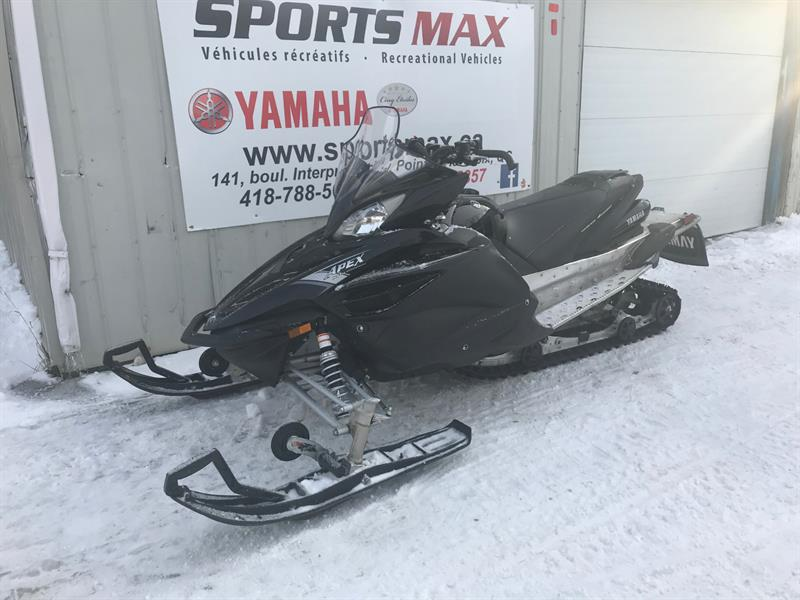2012 Yamaha Apex X-TX