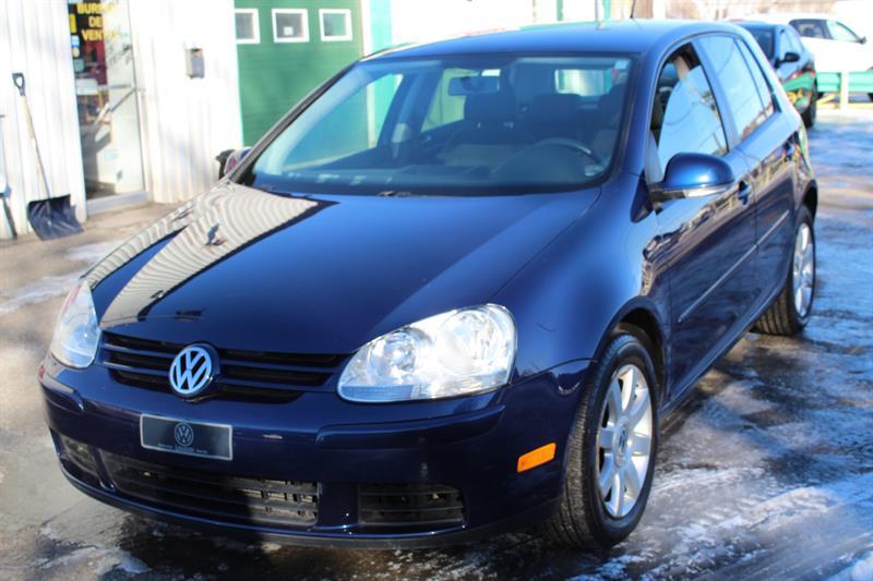 Volkswagen Rabbit 2007 5dr HB Manual #PV6815