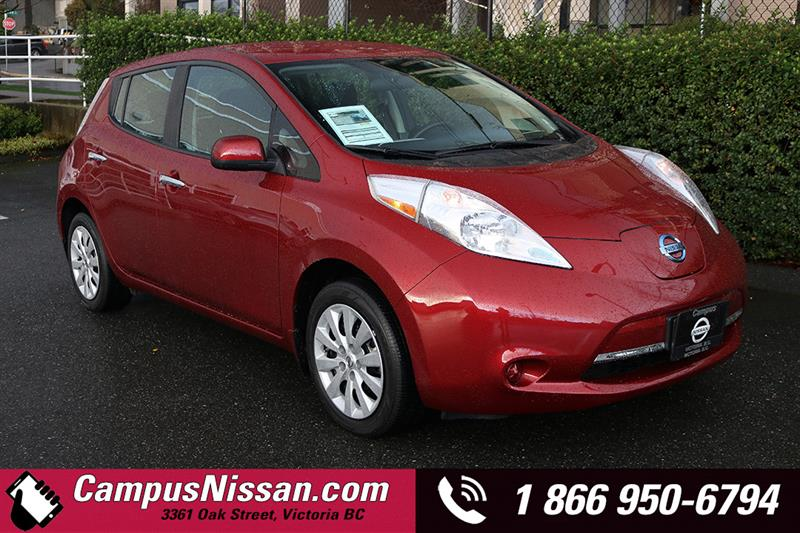 2015 Nissan Leaf   S   FWD w/ Quick-Charge #JN3103