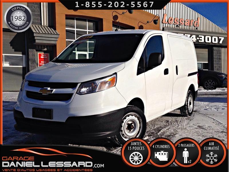 Chevrolet City Express Cargo Van 2017 LS, * PAS VGA * CARGO, GR ÉLECTRIQUE ET A/C,  #78553