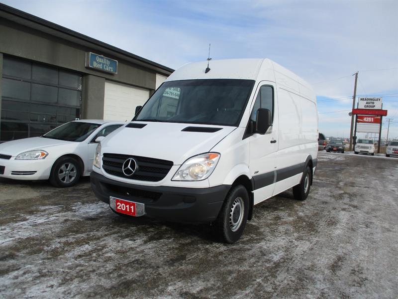 2011 Mercedes-Benz S-Class Sprinter Cargo Vans 2500 #5900