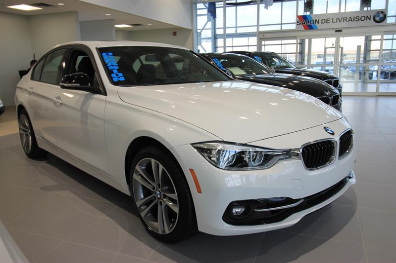 BMW 330XI 2018 sedan #18-548N