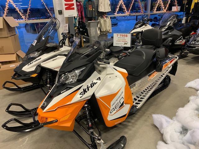2018 Ski-Doo RENEGADE 600 ACE