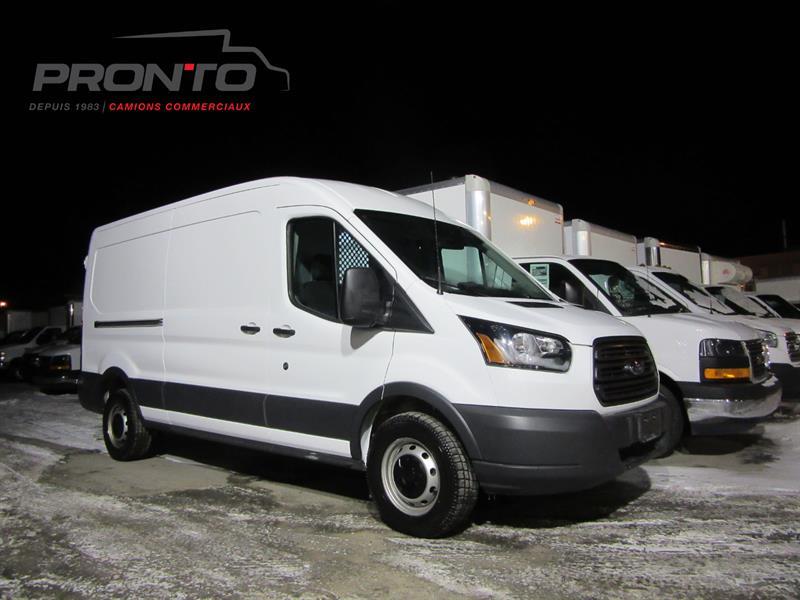 Ford Transit Van 2018 T-250 148 MED. ROOF  #1529