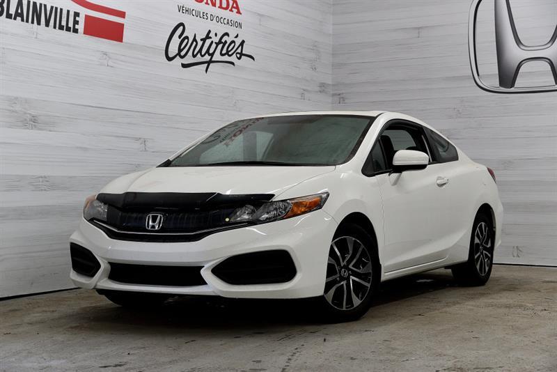Honda Civic Coupé 2015 2 portes EX #U-1468