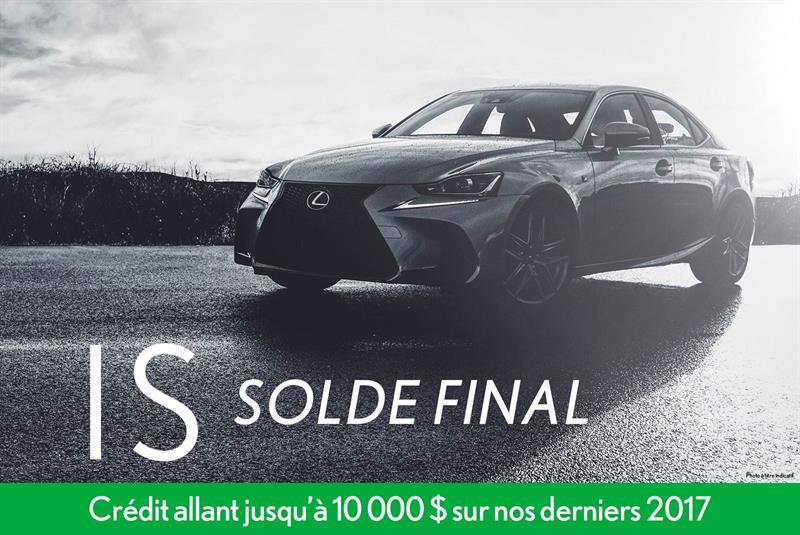 Lexus Is 2017 #14248