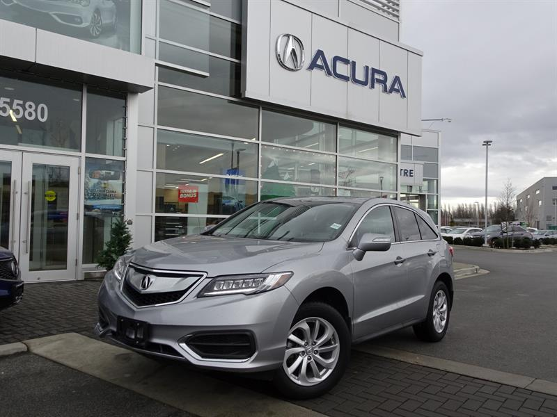 2017 Acura RDX 6-Spd AT AWD w/ Technology Package #P6081