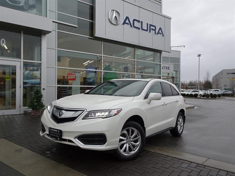 2017 Acura RDX Tech|Acura Certified|Local Car|No Accidents|Warran #937291A