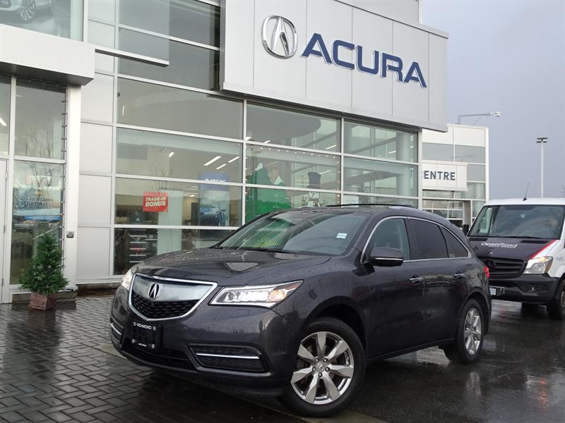 2015 Acura MDX Elite #997142A