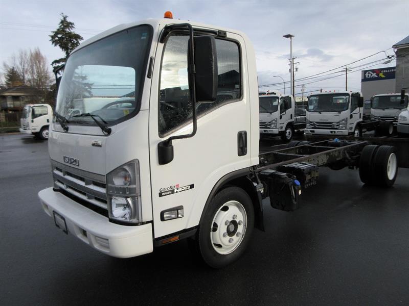 2014 Isuzu NRR 19,500 lbs GVW #T11511