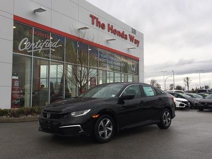 2019 Honda Civic Sedan LX CVT #19-131