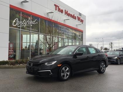 2019 Honda Civic Sedan LX CVT #19-130