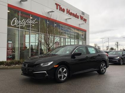2019 Honda Civic Sedan LX CVT #19-134