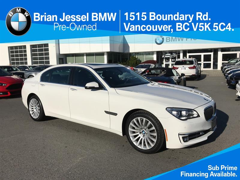 2015 BMW 7 Series 740Li xDrive - #BPS011