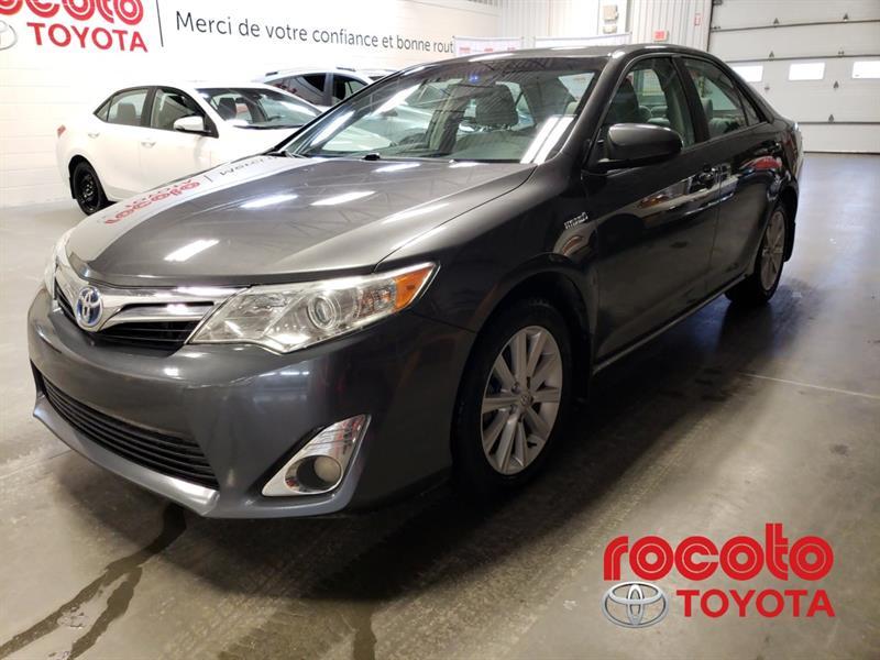 Toyota Camry Hybrid 2013 * XLE * GR ÉLECTRIQUES * BLUETOOTH * #81163A-87