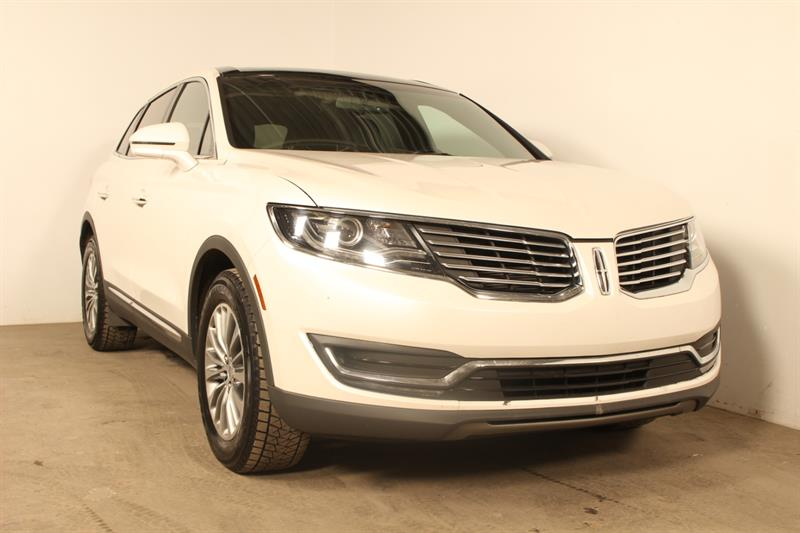 Lincoln MKX 2016 AWD Select #81051a