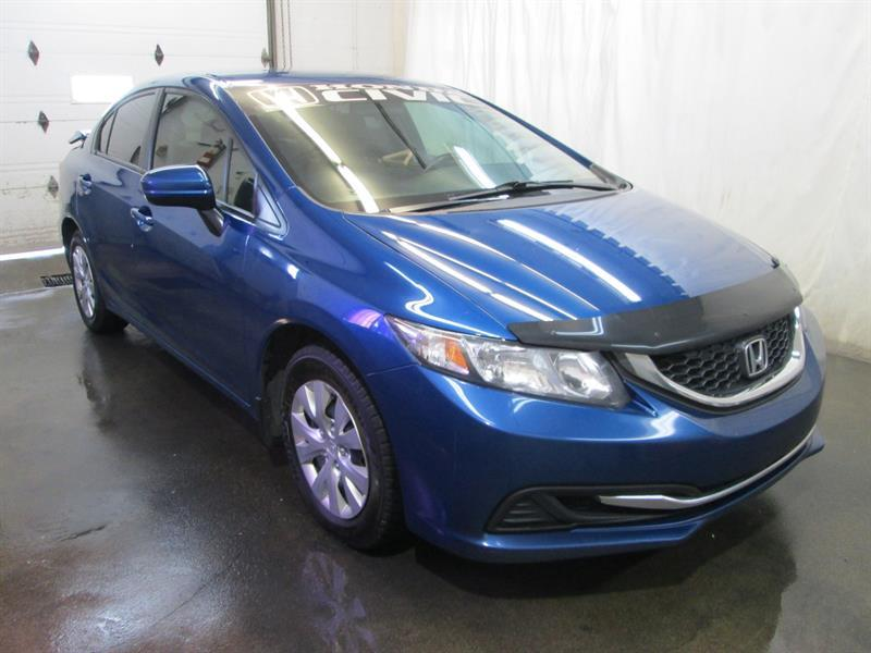 Honda Civic 2015 LX #8-0530