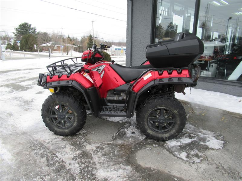 Polaris Sportsman XP 850 2009