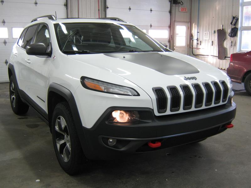 Jeep Cherokee 2016 4WD 4dr Trailhawk #90221A